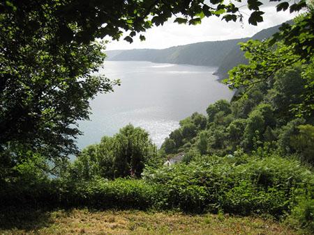 """North Devon Coast near Clovelly"""" hspace="""