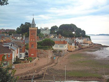 "Peters Tower, Lympstone"" hspace="