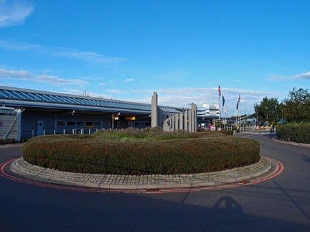 "Southampton International Airport"" hspace="