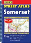 Street Atlas of Somerset