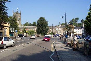 "Town Centre of Tavistock"" hspace="