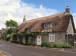 Thatched Cottage in Dorset
