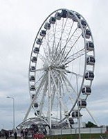 Wheel at Weston Super Mare
