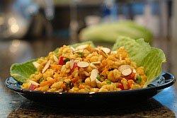 Looks Good – Curried rice salad